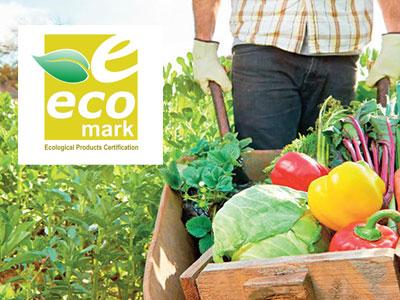 ECOMark شهادة المنتج البيئي