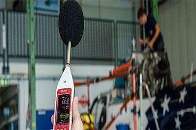 Измерение воздействия шума