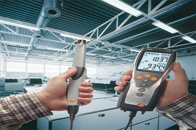 Измерение качества атмосферного воздуха
